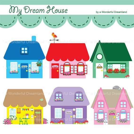 House clipart my house PDF Sweet Home 33 best