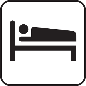 Hotel clipart accommodation #7