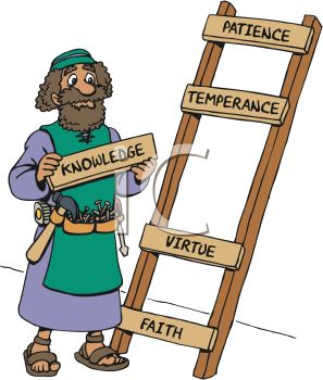 Heaven clipart bible Known of well Pinterest build