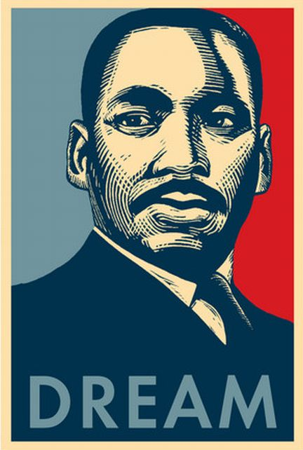 Saying clipart martin luther king #5