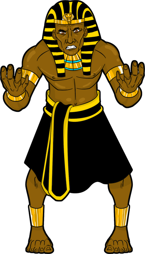 Dreaming clipart pharaoh Awoke and behold Egypt! Pharaoh