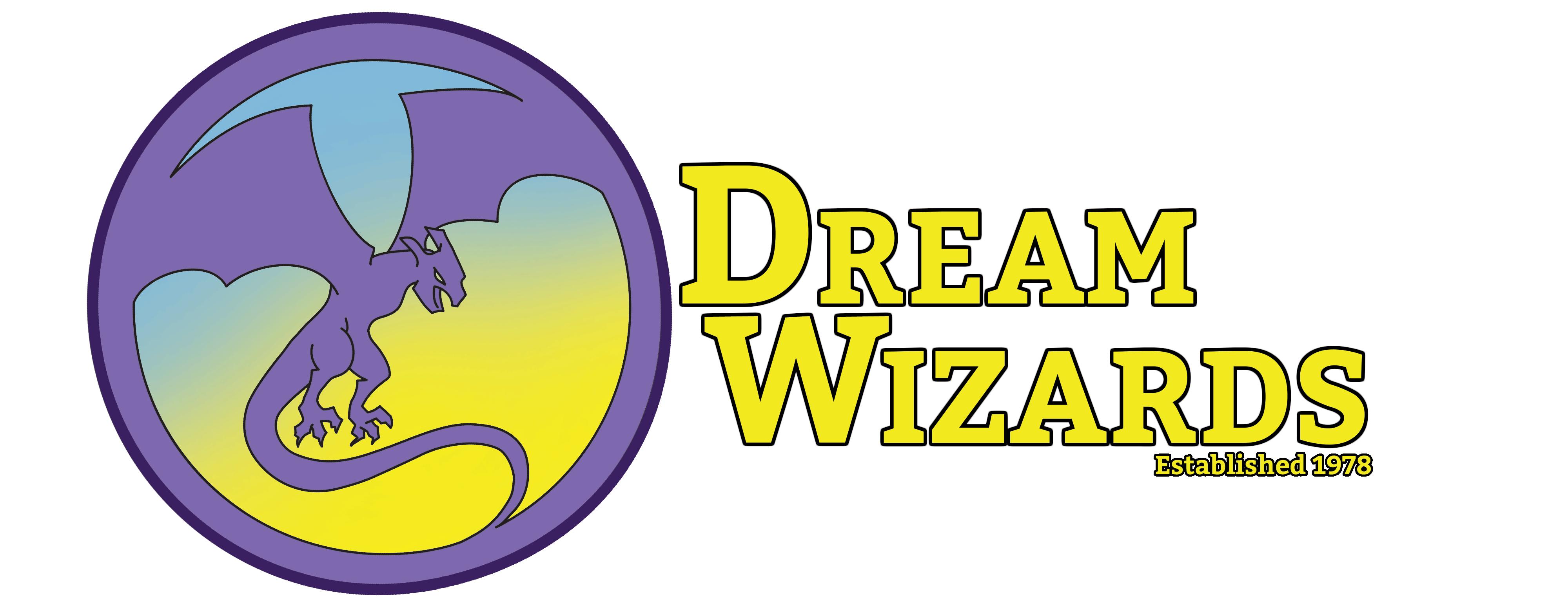 Dreaming clipart scenario Dream Wizards Banner