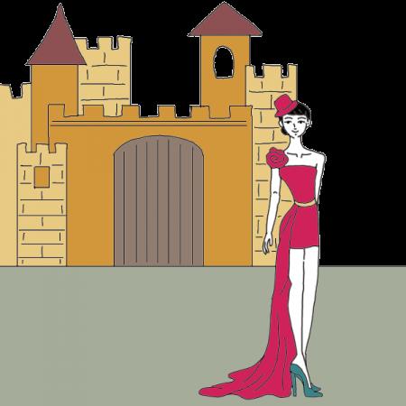 Dreaming clipart scenario Auntyflo Now! com Castle Hidden