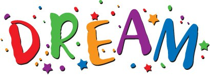 Dream clipart the word Also NspireD believe dreams go