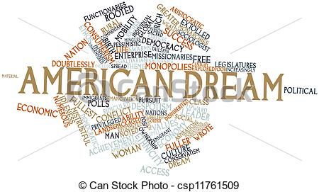 Dream clipart the word Csp11761509 of for Abstract word
