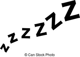 Bed clipart zzz Clipart and illustrations free 529