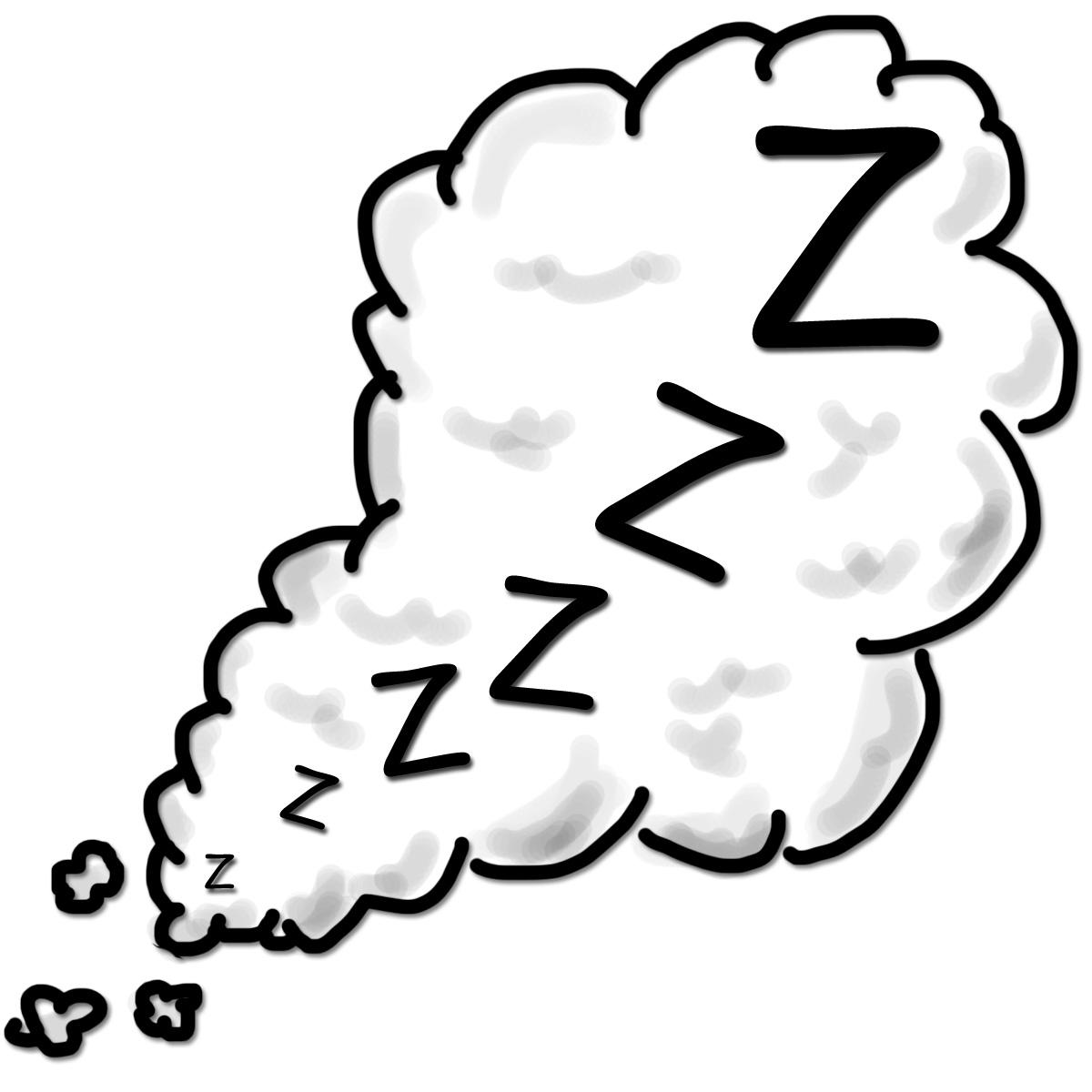 Dreaming clipart zzzz By Day yourmomma on bieberfriend