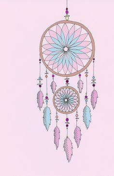 Dreamcatcher clipart pink S Your L G R