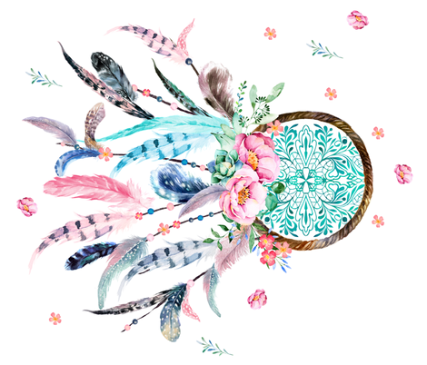 Dreamcatcher clipart pink / & 90 FOR Pink