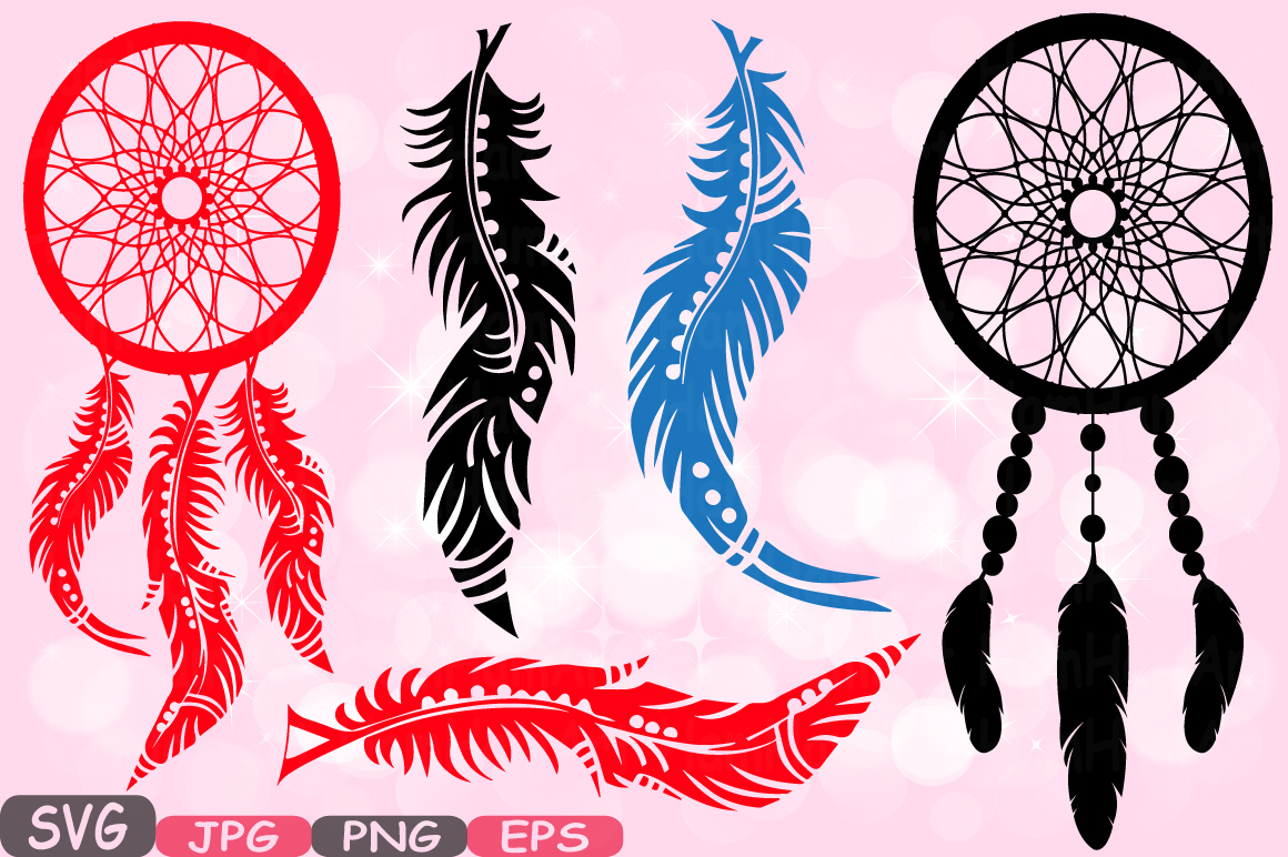 Dreamcatcher clipart geometric Dream Tribal Dream clipart Files