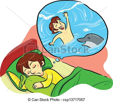 Dreaming clipart Dreaming  Someone Clipart