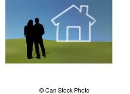 Dreaming clipart dream house #6