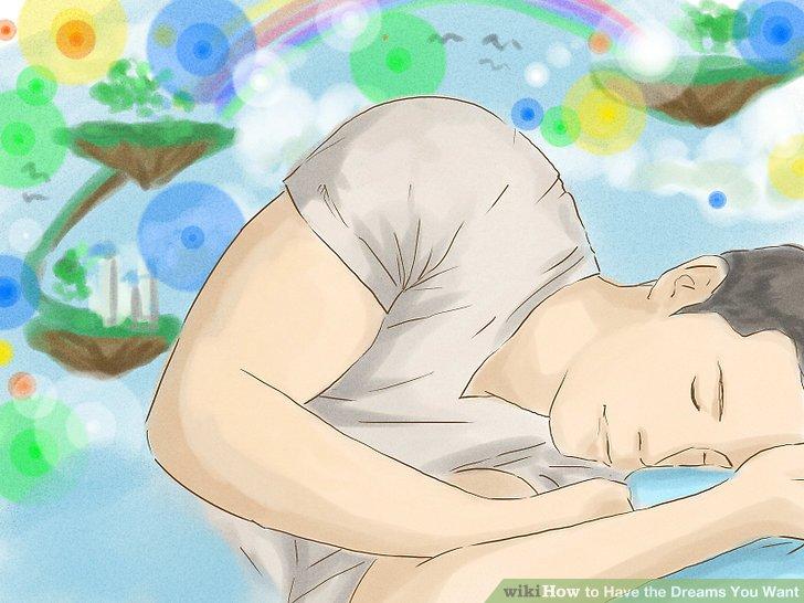 Dreaming clipart fall asleep Dreams Fast Asleep Step wikiHow