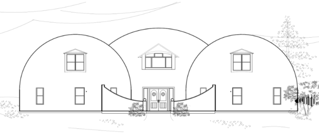 Dreaming clipart home construction Dome This Texas Whiteacre's Institute