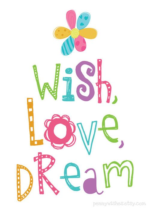 Saying clipart i have a dream Best on ~ ~ Believe!
