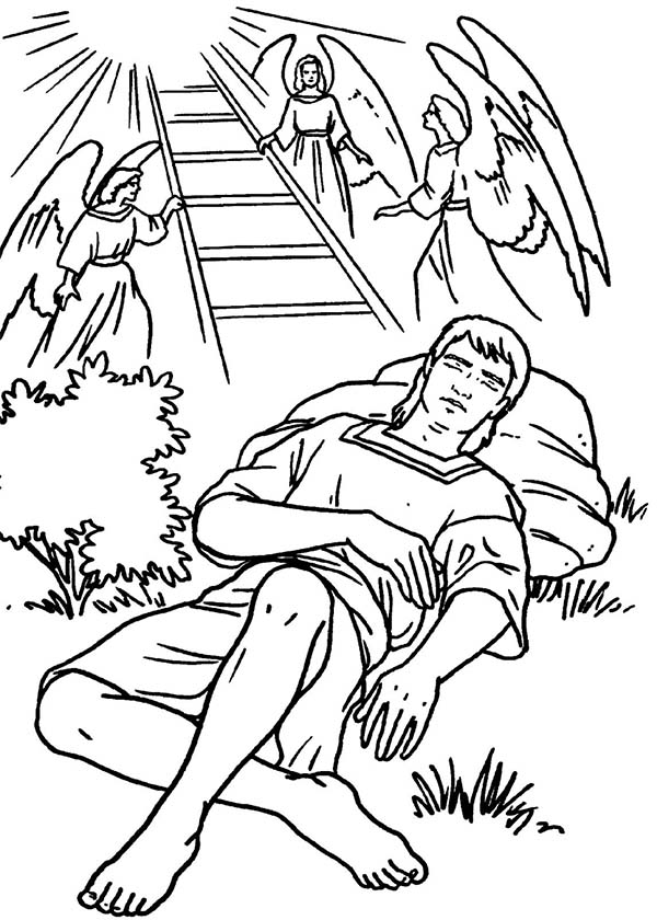 Dreaming clipart jacob's 6 from the dreaming Clubs
