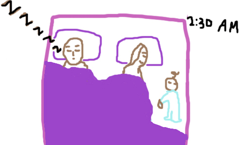 Dreaming clipart lack sleep Some is illustrated unlikely at