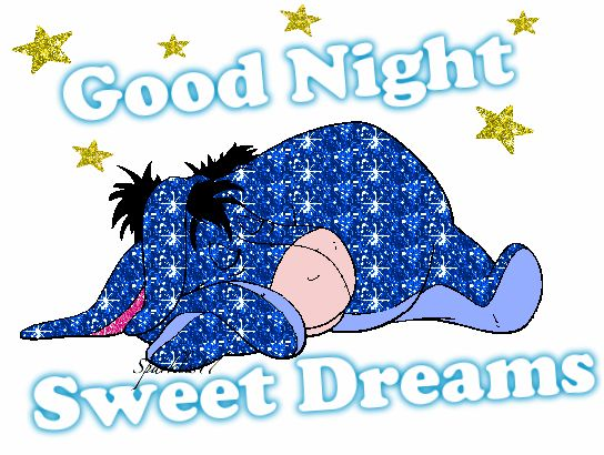 Dreaming clipart night time Best on eeyore daysoftheweek images