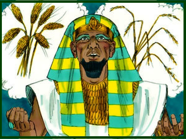 Dreaming clipart pharaoh 41:1 45 Walking DREAMS JOSEPH