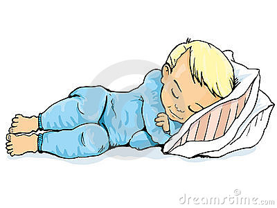 Dreaming clipart sleepy boy Asthma On Management How Skin