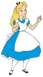 Dress clipart alice in wonderland In Alice dress clipart wonderland