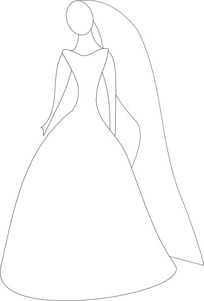 Gown clipart cartoon Art this In Download Clker