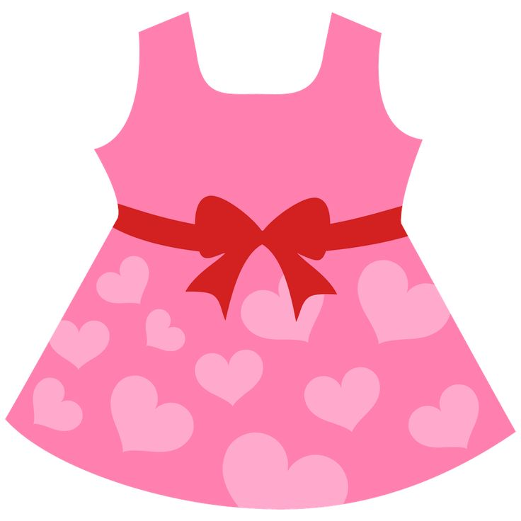 Dress clipart baby dress Collection girl dresses about Little