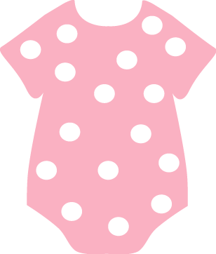 Dress clipart baby dress Pink  clipart free Clipart