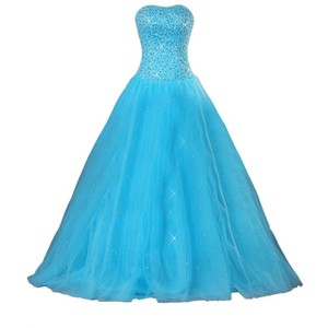 Gown clipart ball gown Ball Prom Quinceanera Dresses Sunvary