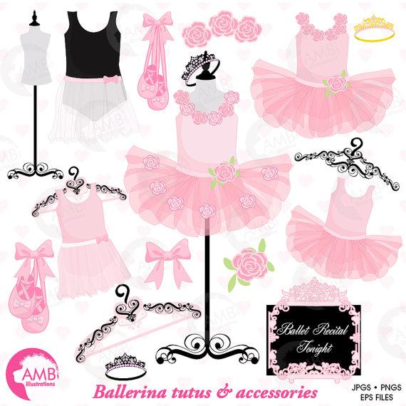 Dress clipart ballet tutu Clipart Pink AMB 1308 Pink