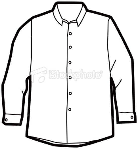 Suit clipart shirt collar Images vector this com at