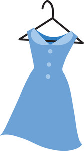 Gown clipart casual dress Clip Images Dress Free Savoronmorehead