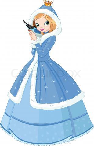 Dress clipart blue princess 'cartoon of dress' Pinterest princess
