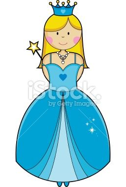 Dress clipart blue princess On princess Ballgown PRINCESS Cute
