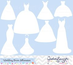 Bride clipart bridesmaid dress #14
