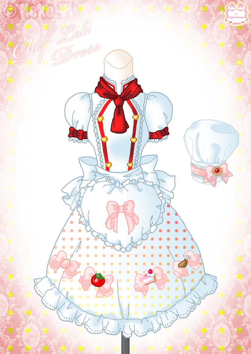 Dress clipart chef And cartoon Vi by Loli