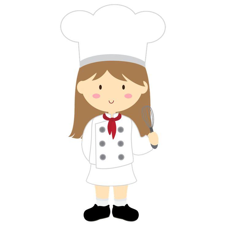 Dress clipart chef Hello! Chef Say on ideas