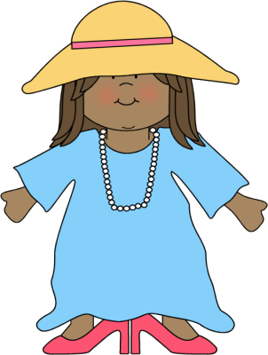 Dress clipart children's Moms In Dressed Day Clip
