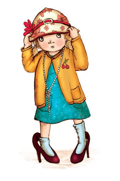 Dress clipart children's Best 2209 Up clipart enfants