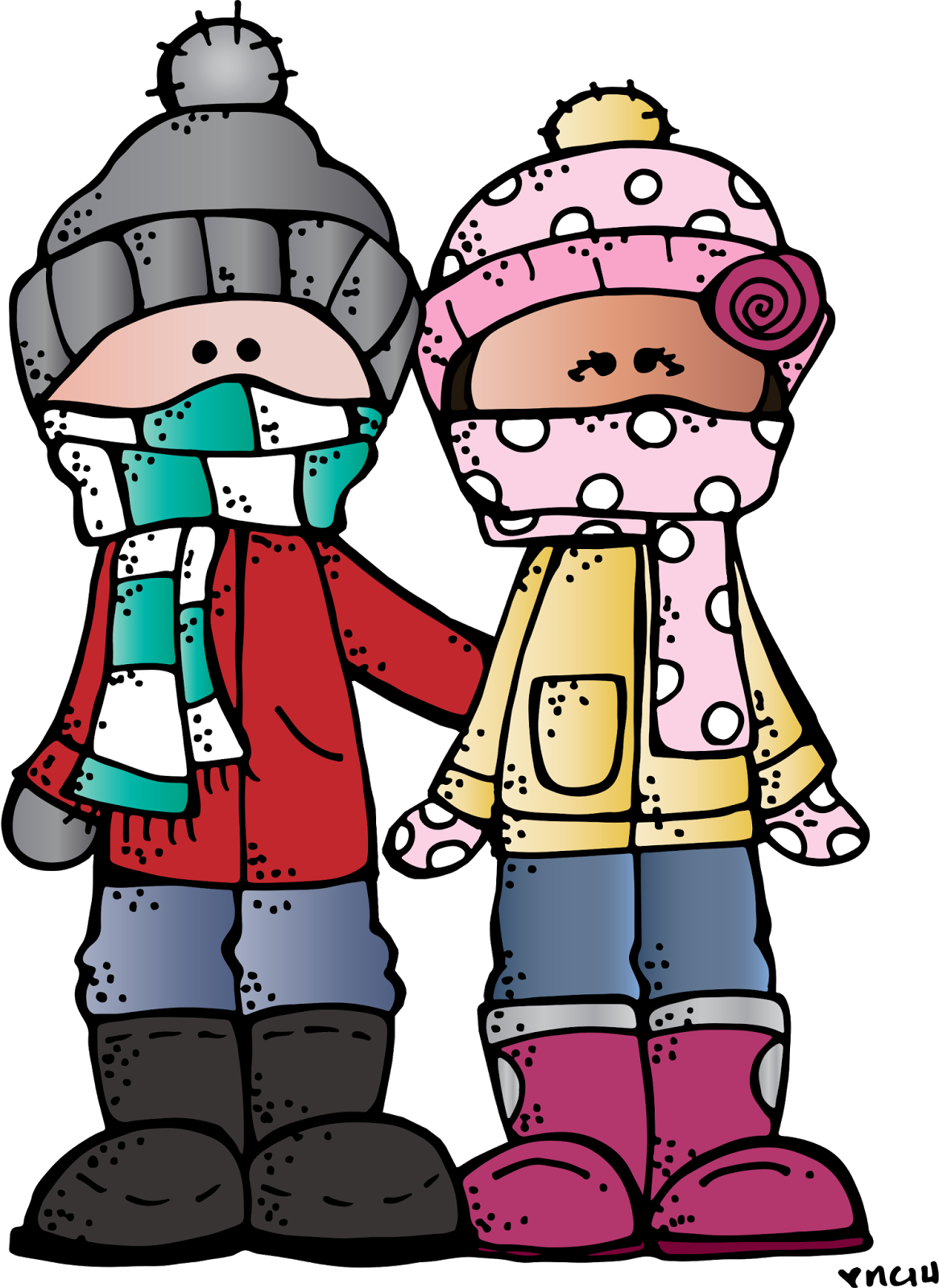 Blue Dress clipart kid winter boot Free Day Download Free day