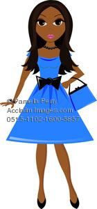 Gown clipart debutante Stock debutante clipart & debutante