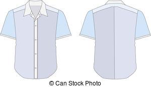 Dress clipart dress shirt 059 Illustrations  shirt Art