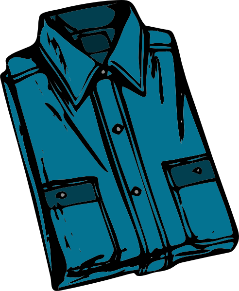 Dress clipart dress shirt Online vector image  this