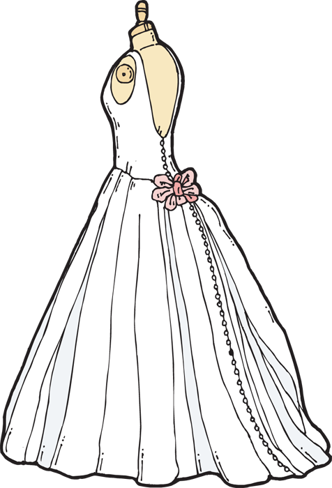 Gown clipart elegant dress For 20 Your Elegant Your