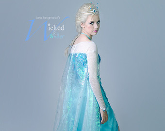 Dress clipart elsa dress And Costume Snow for Snow