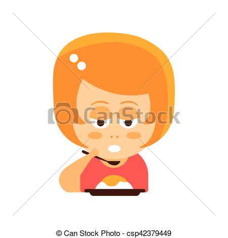 Dress clipart emoji Red Dress Character In Cartoon