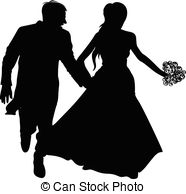 Gown clipart formal attire Evening dressed  woman of