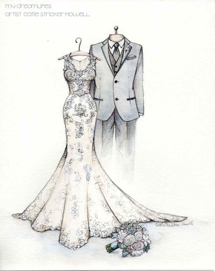 Gown clipart fashion dress The Best Dress groom ideas