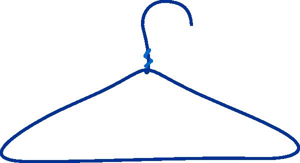 Blue Dress clipart hanger vector Images Free Panda Clipart On