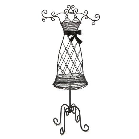 Dress clipart holder Get Silver Form Display